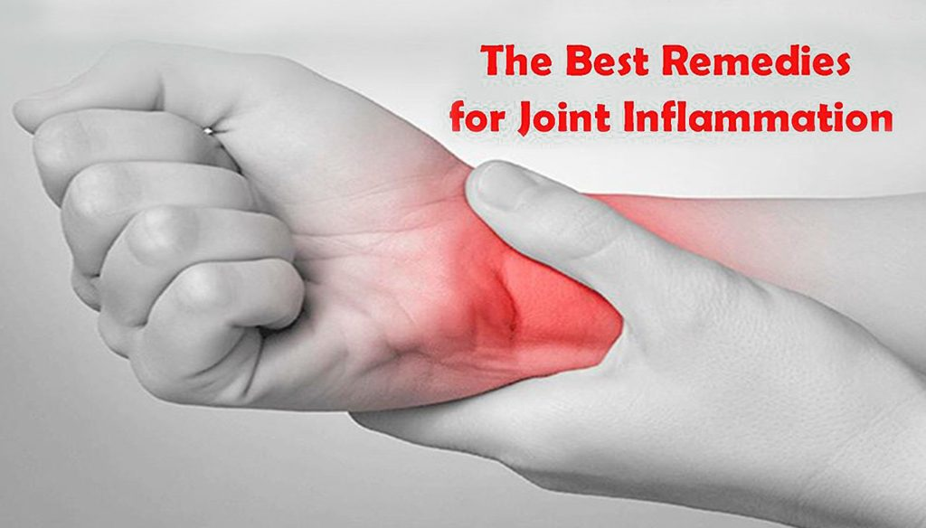 joint inflammation relilef