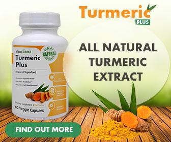 organic turmeric curcumin extract
